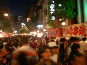 Azabujuban festival