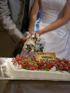 @ Shida's wedding party