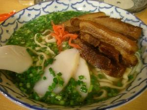 Okinawa Soba / 沖縄そば