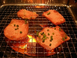 Dinner @ Toraji / 炭火焼肉 TORAJI