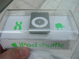 Just got new iPod shuffle!