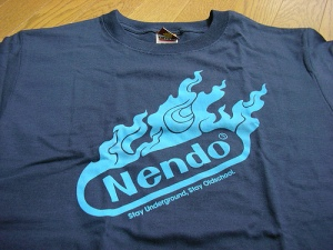 Nendo Graphics T-shirt