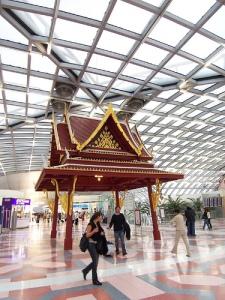 スワンナプーム空港 / @ Suvarnabhumi airport