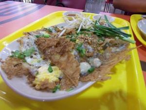 Dinner @ Food Court (MBK)