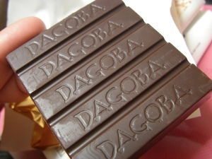 DAGOBA (Fair Trade Chocolate for Saint Valentine's Day)