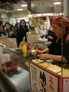 @ Snack park, Hanshin dept. store