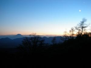 Sanjo-darumi 三条ダルミ(雲取山縦走)